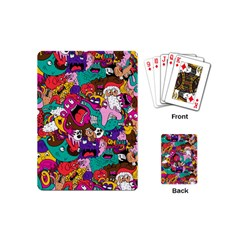 Face Playing Cards (mini)