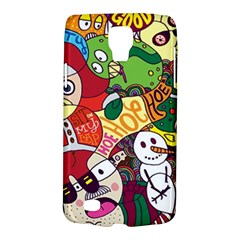 Face Mask Cartoons Stash Holiday Galaxy S4 Active