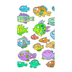Fishes Col Fishing Fish Memory Card Reader by AnjaniArt