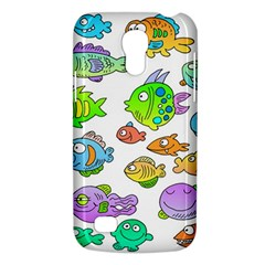 Fishes Col Fishing Fish Galaxy S4 Mini by AnjaniArt