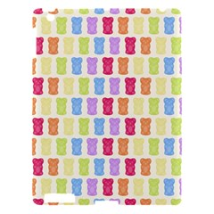 Gummibears Candy Apple Ipad 3/4 Hardshell Case by AnjaniArt