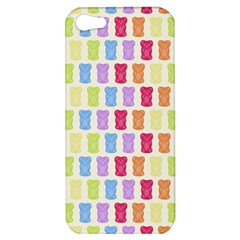 Gummibears Candy Apple Iphone 5 Hardshell Case by AnjaniArt