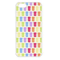 Gummibears Candy Apple Iphone 5 Seamless Case (white)