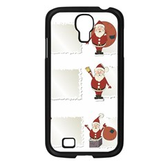 Images Natale Pinterest Christmas Clipart Reindeer Samsung Galaxy S4 I9500/ I9505 Case (black)