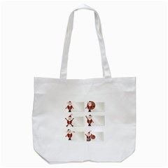 Images Natale Pinterest Christmas Clipart Reindeer Tote Bag (white)