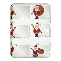 Images Natale Pinterest Christmas Clipart Reindeer Samsung Galaxy Tab 4 (10 1 ) Hardshell Case  by AnjaniArt