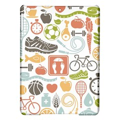 Health Habits Attitudes Hispanic Studied Sport Ipad Air Hardshell Cases