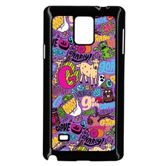 Gpattern Samsung Galaxy Note 4 Case (black) by AnjaniArt