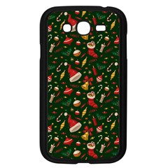 Hat Merry Christmast Samsung Galaxy Grand Duos I9082 Case (black)
