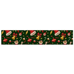 Hat Merry Christmast Flano Scarf (small)