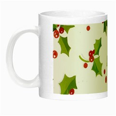 Images Paper Christmas On Pinterest Stuff And Snowflakes Night Luminous Mugs by AnjaniArt