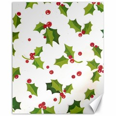 Images Paper Christmas On Pinterest Stuff And Snowflakes Canvas 16  X 20   by AnjaniArt