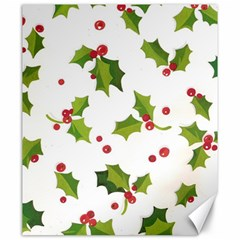 Images Paper Christmas On Pinterest Stuff And Snowflakes Canvas 20  X 24   by AnjaniArt