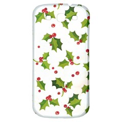 Images Paper Christmas On Pinterest Stuff And Snowflakes Samsung Galaxy S3 S Iii Classic Hardshell Back Case by AnjaniArt