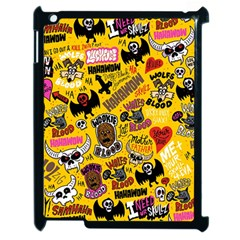 Lolzig Pattern Apple Ipad 2 Case (black)