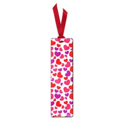 Love Pattern Wallpaper Small Book Marks