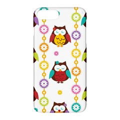 Owl Apple Iphone 7 Plus Hardshell Case