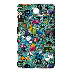 Monster Samsung Galaxy Tab 4 (8 ) Hardshell Case  by AnjaniArt
