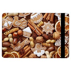Nuts Cookies Christmas Ipad Air Flip