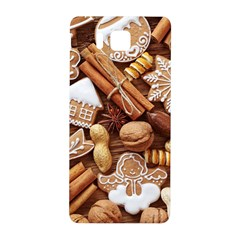 Nuts Cookies Christmas Samsung Galaxy Alpha Hardshell Back Case