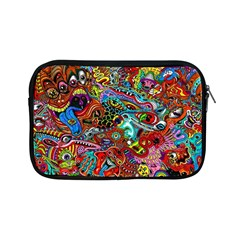Moster Mask Apple Ipad Mini Zipper Cases by AnjaniArt