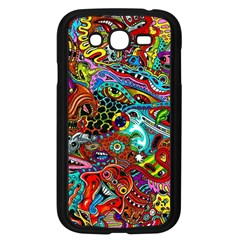 Moster Mask Samsung Galaxy Grand Duos I9082 Case (black) by AnjaniArt