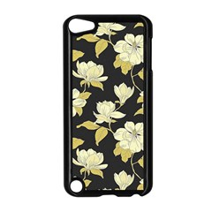 Pattern Rose Apple Ipod Touch 5 Case (black)