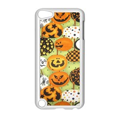 Print Halloween Apple Ipod Touch 5 Case (white) by AnjaniArt
