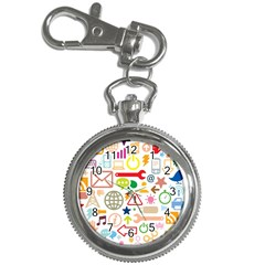 Sign Key Chain Watches