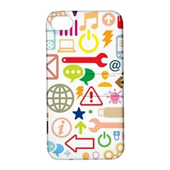 Sign Apple Iphone 4/4s Hardshell Case With Stand by AnjaniArt
