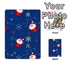 Santa Clause Multi Purpose Cards (rectangle)  by AnjaniArt