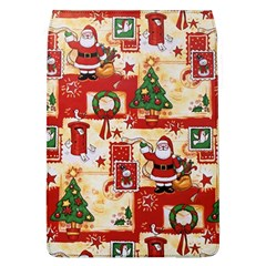 Santa Clause Mail Bird Snow Flap Covers (l)