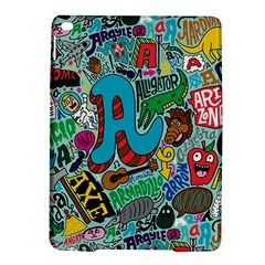 Teks Face Ipad Air 2 Hardshell Cases by AnjaniArt
