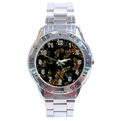 In My Mind 2 Stainless Steel Analogue Watch