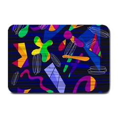 Colorful Dream Plate Mats by Valentinaart