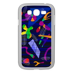 Colorful Dream Samsung Galaxy Grand Duos I9082 Case (white) by Valentinaart
