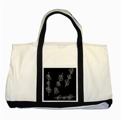Direction Two Tone Tote Bag