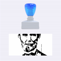 Abraham Lincoln Rubber Stamps (medium)  by bhazkaragriz