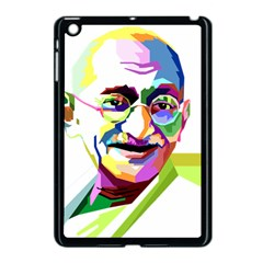 Ghandi Apple Ipad Mini Case (black) by bhazkaragriz