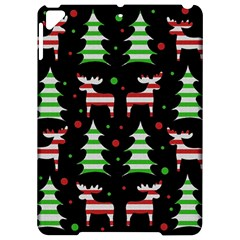 Reindeer Decorative Pattern Apple Ipad Pro 9 7   Hardshell Case