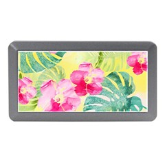 Tropical Dream Hibiscus Pattern Memory Card Reader (mini) by DanaeStudio
