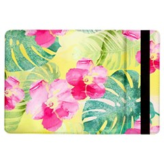 Tropical Dream Hibiscus Pattern Ipad Air Flip by DanaeStudio