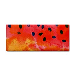 Abstract Watermelon Cosmetic Storage Cases by DanaeStudio