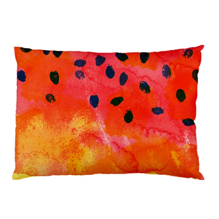 Abstract Watermelon Pillow Case