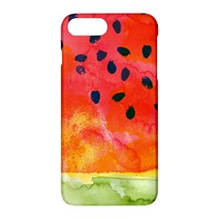 Abstract Watermelon Apple Iphone 7 Plus Hardshell Case