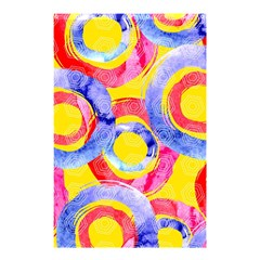 Blue And Pink Dream Shower Curtain 48  X 72  (small)  by DanaeStudio