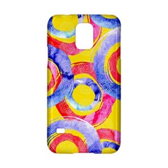 Blue And Pink Dream Samsung Galaxy S5 Hardshell Case
