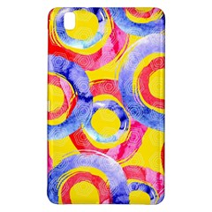 Blue And Pink Dream Samsung Galaxy Tab Pro 8 4 Hardshell Case by DanaeStudio