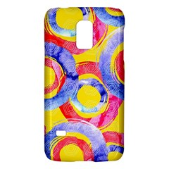 Blue And Pink Dream Galaxy S5 Mini by DanaeStudio