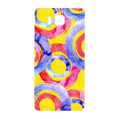 Blue And Pink Dream Samsung Galaxy Alpha Hardshell Back Case by DanaeStudio
